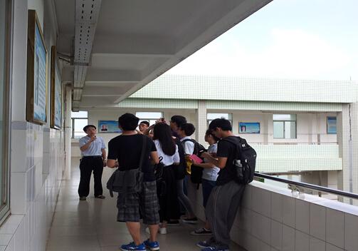 广东海洋大学海洋遥感与信息技术实验室举办海洋日